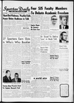 Spartan Daily, May 22, 1962 by San Jose State University, School of Journalism and Mass Communications
