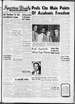 Spartan Daily, May 23, 1962 by San Jose State University, School of Journalism and Mass Communications