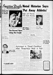 Spartan Daily, May 25, 1962 by San Jose State University, School of Journalism and Mass Communications