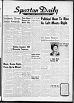 Spartan Daily, May 28, 1962 by San Jose State University, School of Journalism and Mass Communications
