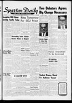 Spartan Daily, May 29, 1962 by San Jose State University, School of Journalism and Mass Communications