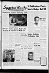 Spartan Daily, May 31, 1962 by San Jose State University, School of Journalism and Mass Communications