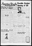 Spartan Daily, June 1, 1962