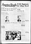 Spartan Daily, September 17, 1962 by San Jose State University, School of Journalism and Mass Communications