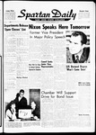 Spartan Daily, September 19, 1962 by San Jose State University, School of Journalism and Mass Communications