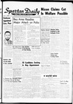 Spartan Daily, September 21, 1962 by San Jose State University, School of Journalism and Mass Communications