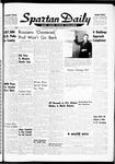 Spartan Daily, September 25, 1962