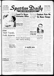 Spartan Daily, September 26, 1962 by San Jose State University, School of Journalism and Mass Communications