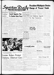 Spartan Daily, September 27, 1962 by San Jose State University, School of Journalism and Mass Communications