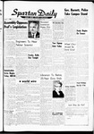 Spartan Daily, September 28, 1962 by San Jose State University, School of Journalism and Mass Communications