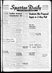 Spartan Daily, October 1, 1962