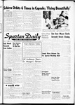 Spartan Daily, October 4, 1962 by San Jose State University, School of Journalism and Mass Communications