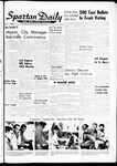 Spartan Daily, October 5, 1962 by San Jose State University, School of Journalism and Mass Communications