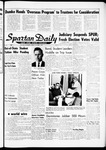 Spartan Daily, October 9, 1962 by San Jose State University, School of Journalism and Mass Communications