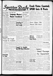 Spartan Daily, October 10, 1962 by San Jose State University, School of Journalism and Mass Communications