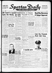 Spartan Daily, October 11, 1962 by San Jose State University, School of Journalism and Mass Communications