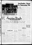 Spartan Daily, October 12, 1962 by San Jose State University, School of Journalism and Mass Communications