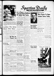 Spartan Daily, October 15, 1962 by San Jose State University, School of Journalism and Mass Communications
