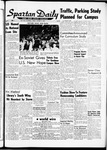 Spartan Daily, October 16, 1962 by San Jose State University, School of Journalism and Mass Communications