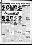Spartan Daily, October 17, 1962