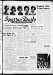 Spartan Daily, October 19, 1962 by San Jose State University, School of Journalism and Mass Communications