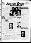 Spartan Daily, October 22, 1962 by San Jose State University, School of Journalism and Mass Communications