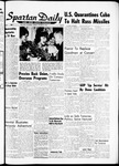 Spartan Daily, October 23, 1962 by San Jose State University, School of Journalism and Mass Communications