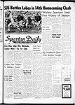 Spartan Daily, October 26, 1962 by San Jose State University, School of Journalism and Mass Communications