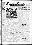 Spartan Daily, October 30, 1962 by San Jose State University, School of Journalism and Mass Communications