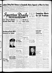 Spartan Daily, October 31, 1962 by San Jose State University, School of Journalism and Mass Communications