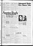 Spartan Daily, November 6, 1962 by San Jose State University, School of Journalism and Mass Communications