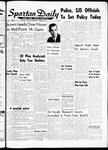 Spartan Daily, November 7, 1962 by San Jose State University, School of Journalism and Mass Communications