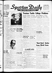 Spartan Daily, November 14, 1962 by San Jose State University, School of Journalism and Mass Communications
