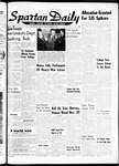 Spartan Daily, November 15, 1962 by San Jose State University, School of Journalism and Mass Communications