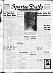 Spartan Daily, November 16, 1962 by San Jose State University, School of Journalism and Mass Communications