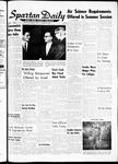 Spartan Daily, November 20, 1962