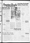 Spartan Daily, November 28, 1962 by San Jose State University, School of Journalism and Mass Communications