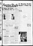 Spartan Daily, November 30, 1962 by San Jose State University, School of Journalism and Mass Communications