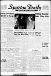 Spartan Daily, December 3, 1962 by San Jose State University, School of Journalism and Mass Communications