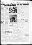 Spartan Daily, December 7, 1962 by San Jose State University, School of Journalism and Mass Communications