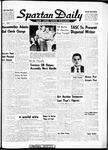 Spartan Daily, December 11, 1962