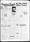 Spartan Daily, December 12, 1962 by San Jose State University, School of Journalism and Mass Communications
