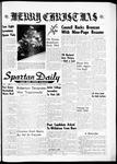 Spartan Daily, December 13, 1962