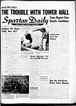 Spartan Daily, April 18, 1963