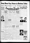 Spartan Daily, April 23, 1963