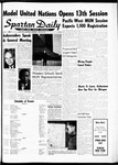 Spartan Daily, April 24, 1963