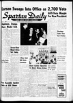 Spartan Daily, April 25, 1963