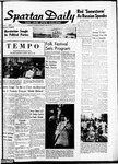 Spartan Daily, April 29, 1963