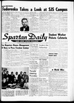 Spartan Daily, April 30, 1963