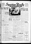 Spartan Daily, February 15, 1963